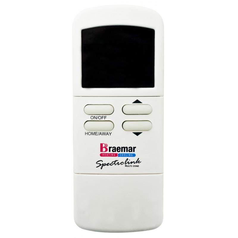 Braemar Gas Ducted Heating